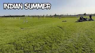 Indian Summer - Outdoor FPV Race Training Almere - PUH