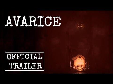 挪威學生自製恐怖遊戲《Avarice》免費下載遊玩