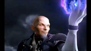 Leonard Nimoy as Master Xehanort in Kingdom Hearts: Birth by Sleep (Battle Quotes)