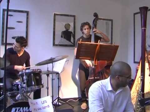Zin'Zac composed by Maïwenn Ekoué with the Twinkel Quintet. Live Music in Paris - France