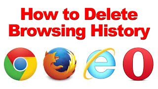 Clear Browser History