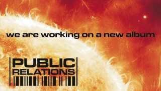 Video Public Relations - new album is coming 31.12.2013