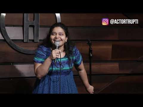 Hatt, Nahi Chahiye! - Trupti Khamkar   Standup Comedy   The Habitat Studios (видео)