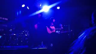 """Tom Keifer of Cinderella performing """"One For Rock And Roll"""" at Buster's in Lexington KY 2-23-13"""
