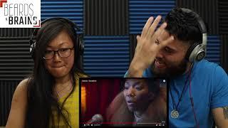 """Brandy - """"Borderline"""" Music Reaction"""