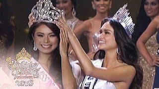 Binibining Pilipinas 2016: Crowning Moments