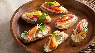 Top 10 Appetizer Ideas That Take Less Than 10 Minutes