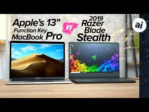 Benchmarked: Razer Blade Stealth versus 13-inch MacBook Pro