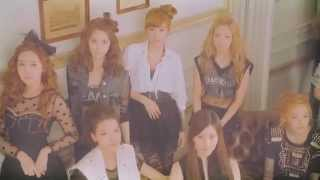 【FMV】Girls Generation(SNSD)-  'Indestructible' 中字