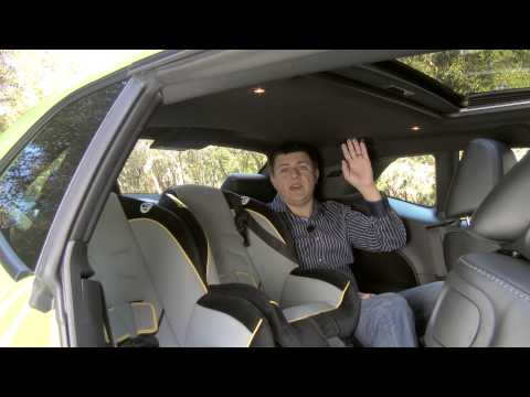 2015 Dodge Challenger Child Seat Review In 4K