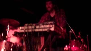 "Bear In Heaven ""Dust Cloud""  live @ The Hi-Dive in Denver, CO"