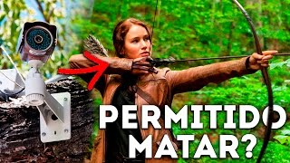 Juegos del Hambre Real - Permitido Matar? Reality Show - La Verdad - Game 2 Winter - Rusia