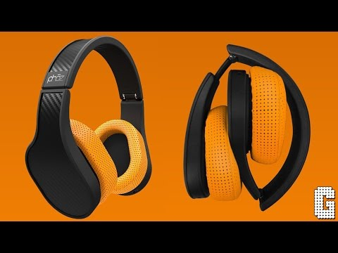 THESE CHARGE YOUR PHONE! : Phaz P2 Headphone REVIEW