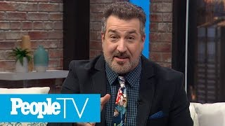 Joey Fatone Tests Your 'Common Knowledge' As New GSN Quiz Show Host | PeopleTV