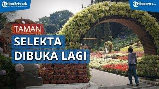 Taman Rekreasi Selecta Kota Batu Dibuka Kembali pada 24 Juli 2020