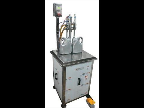 Dish Wash Rotary Gear Pump Filling Machine