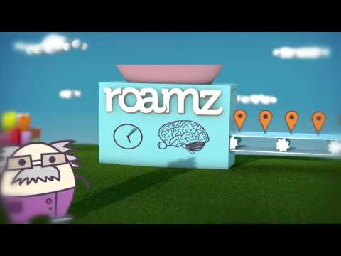 Roamz Finds New And Interesting Things To Do Around You