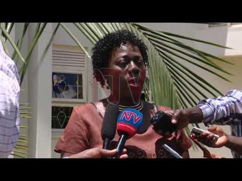 OKULWANYISA NNALUBIRI: JCRC eriko ekyuma ky'eyanjulidde Katikkiro Mayiga
