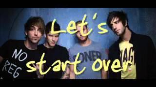 Circles (All Time Low)-Lyrics