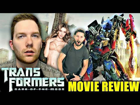 Transformers: Dark of the Moon - Movie Review