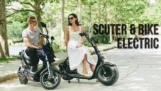 Scuter și Bike Electric: Viitorul E Aici (Review în Română)
