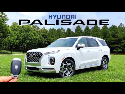 2022 Hyundai Palisade Calligraphy // America's Most Luxurious Family SUV! (with VALUE, too!)