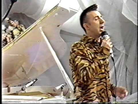 Marc Almond Meet Me In My Dreams live daytime TV