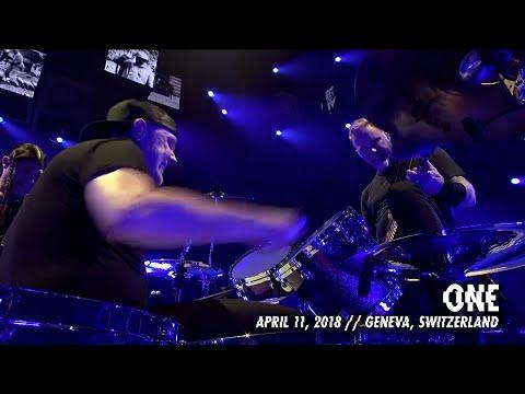 Metallica: One (Geneva, Switzerland - April 11, 2018)