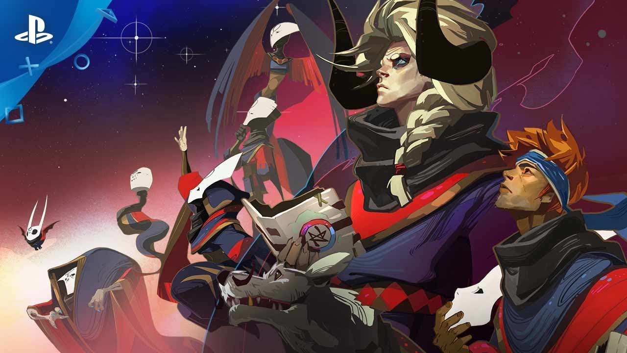 Pyre: Out Tuesday, Enhanced for PS4 Pro, 50+ Trophies, New Launch Trailer