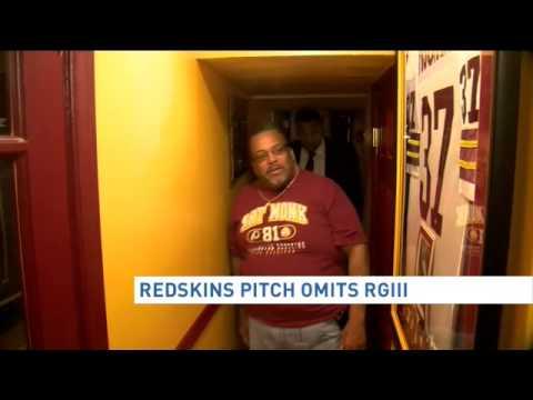 Redskins' letter to fans omits RG3