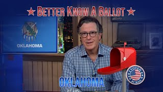 """Oklahoma, Confused About Voting In The 2020 Election? """"Better Know A Ballot"""" Is Here To Help!"""