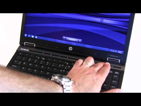 HP Elitebook 8440W Mobile Workstation Notebook Review - HotHardware