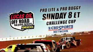 Challenge Cup Promo Pro Lite And Pro Buggy