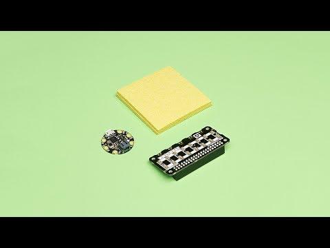 Pimoroni pHAT BEAT for Raspberry Pi Zero ID: 3474 - $19 95