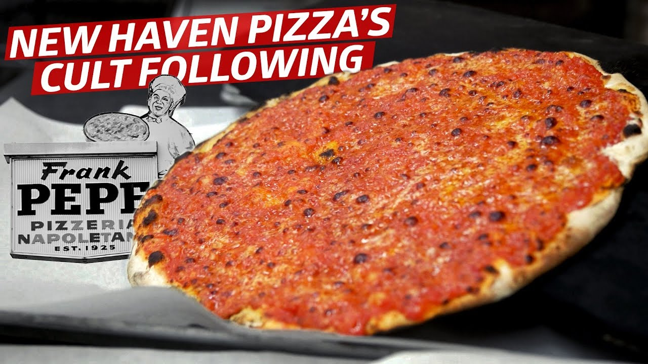 Does New Haven Serve the Best Pizza in America? — Frank Pepe's Cult Following thumbnail