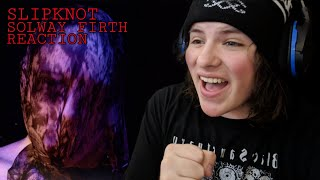 """METALHEAD REACTS To SLIPKNOT """"Solway Firth"""" NEW SONG!! 🎸🔥"""