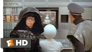 Spaceballs (5/11) Movie CLIP - We're in Now Now (1987) HD