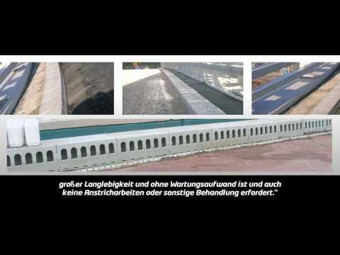 Envirodeck - Brückebau der Zukunft