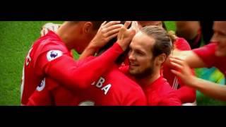 Paul Pogba Vs Leicester City  HD 1080i  Commentaire Officiel
