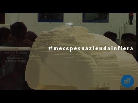 Mecspe 2014 - La digitalizzazione in fabbrica