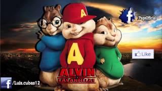 Alvin Y Las Ardillas - Mellow Yellow [Abraham Mateo] 2015