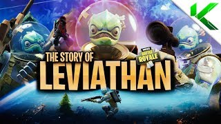 THE *TRUE* STORY ABOUT LEVIATHAN! (Short Fortnite BR Movie) - Fortnite: Battle Royale