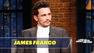 James Franco Addresses His Sexual Misconduct Allegations