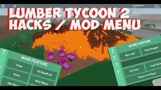 roblox hack lumber tycoon 2 2019 - TH-Clip