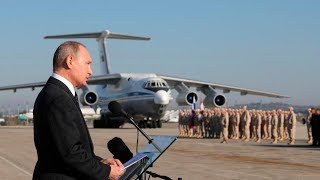 U.S. Strikes Said To Kill Russian Fighters In Syria | Los Angeles Times - Video Youtube