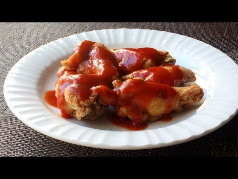Mumbo Sauce – Washington D.C.'s Famous Sweet & Sour Sauce for Chicken Wings