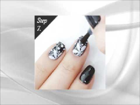 Pasos para estampar uñas - Sello y raspador KONAD by KONAIL