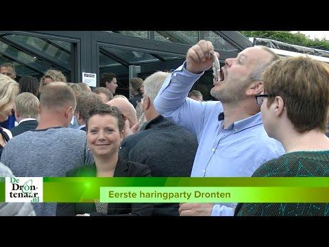 VIDEO | Opbrengst eerste haringparty Dronten naar Geert Popkema Jeugdfonds
