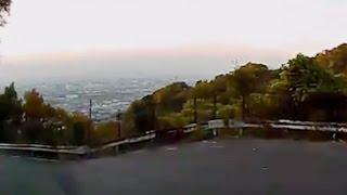 大阪の展望穴場スポット・水呑地蔵尊へOsakamountainroaddrive&1812Overture