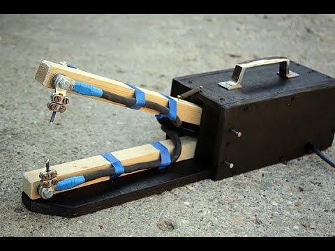 Сварочный аппарат сделан своими руками 126